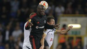 Tottenham 1 - 1 Beşiktaş