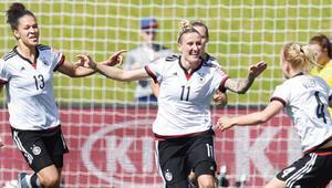 Almanyanın gol dansı