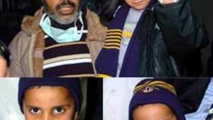 Küçük Ali ailesine kavuştu