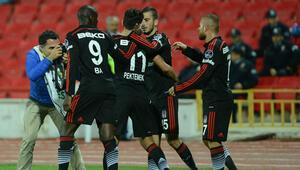 Balıkesirspor 0 - 1 Beşiktaş