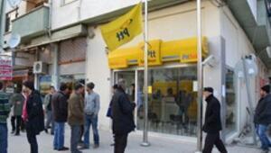 PTT, e-devletten 21 milyon lira kazandı