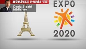 Pariste İzmir EXPO şov