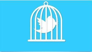 Twitter yasağına tepki