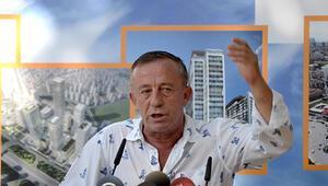 Ali Ağaoğlu: TÜRGEV'e arsa verenin de, alanın da, verdi diyenin de anasını…