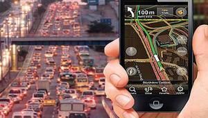Yandex Navigasyonda haritaları telefonunuza indirmek mümkün