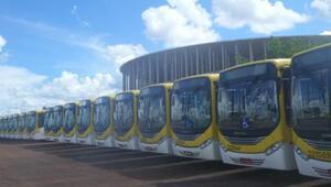 350 milyon Sterlinlik stat artık otobüs durağı