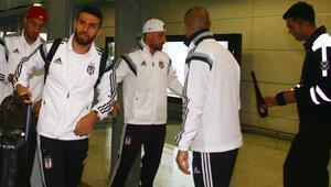 Beşiktaş İngiltereye uçtu