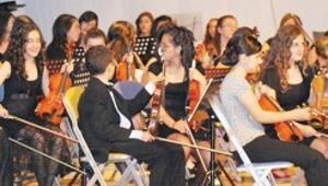 Çocuk senfoniden yeni yıl konseri