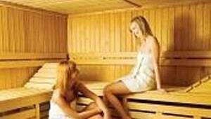 Evde sauna keyfi için