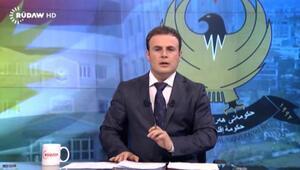 Barzani Türkiyeye geldi, IKPDye yakın kanal Türksat uydusunda yayına başladı