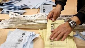 Gurbetçi oylarının oranları belli oldu