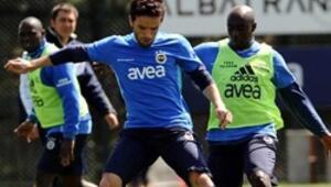 Fenerbahçede Sow düz koşulara başladı