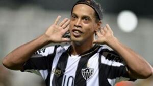 Ronaldinho Kartala önerildi