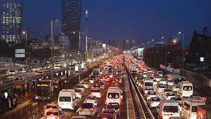 İstanbullunun trafik çilesi
