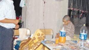 Küçük Mehmet'e hastane otoparkında kan nakli