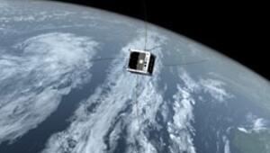 İTÜnün ürettiği 2. küp uydu uzayda