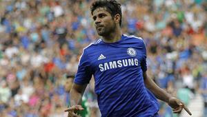 Chelseade Diego Costa sakatlandı