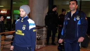 Fenerbahçe Trabzona rötarlı gitti