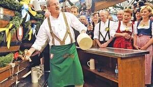 Münih'in sıvı altın festivali Oktoberfest