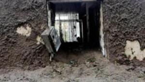 Rizede çamur evi yuttu: 5 yaralı