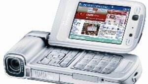 Nokia mobil videoda 'öncü'