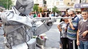 Sanatı sokaktan kaçırmayın