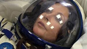Sarah Brightman uzayda arya söylemeyecek