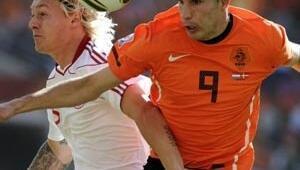 Hollanda 2-0 Danimarka
