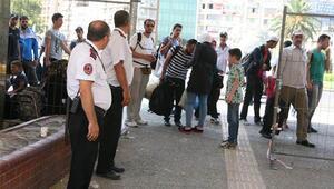 İzmirde Suriyeli hareketliliği