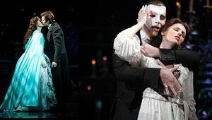 Operadaki Hayalete aşık oldum