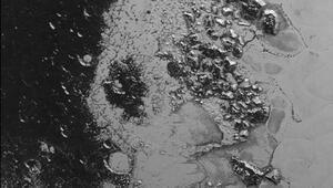 Plüton gezegeninden yeni görüntüler