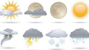 Meteoroloji hafta sonu için İstanbulluları uyardı Hafta sonu hava durumu nasıl olacak
