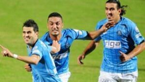 Olaylı maç Adana'nın