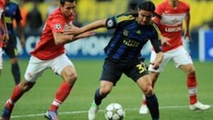 Spartak Moskova 2-1 Fenerbahçe