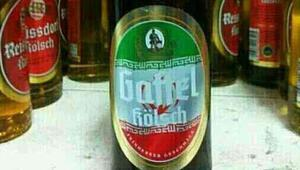 Alman bira markası İran'ı kızdırdı
