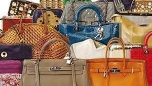 Bir gün Hermes bir gün Louis Vuitton
