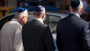 Almanyadaki Yahudilere kipa uyarısı