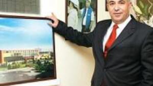 Gebze AVM'nin ışığı İzmir'den