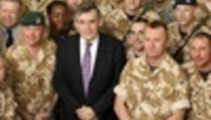 British PM, in Iraq, says mission to end mid-2009