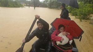Photo Ed: Brazil floods kill at least 59, uproot thousands