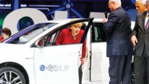 CEO'lar hurda indirimi istedi, Merkel konuşalım dedi