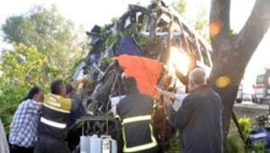Kütahyada feci kaza: 6 ölü