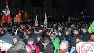 PEGIDA protesto edildi