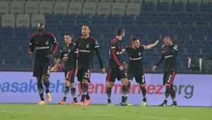 İstanbul Başakşehir 1 - 2 Beşiktaş
