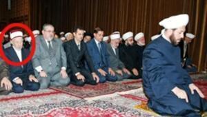 Şırnaklı imam öldü, Esad yas ilan etti