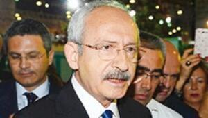 CHPnin değil halkın eylemi, Erdoğan özür dilesin