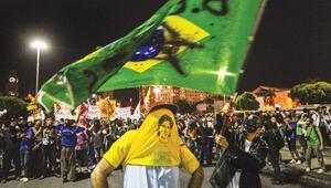 Futbol cenneti Dünya Kupası'na karşı
