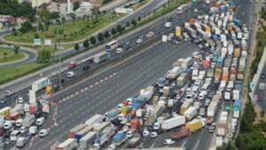 İstanbulda 26 trafik kazası
