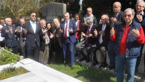 Beşiktaş Baba Hakkıyı andı