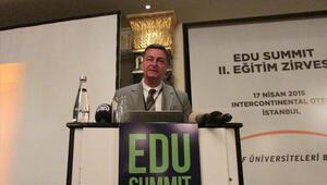 Vakıf Üniversiteleri Birliği Başkanı Rıfat Sarıcaoğlu: Hedefimiz dünyayla rekabet eden üniversiteler